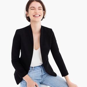 J. Crew Slim Fit Wool Blazer Jacket